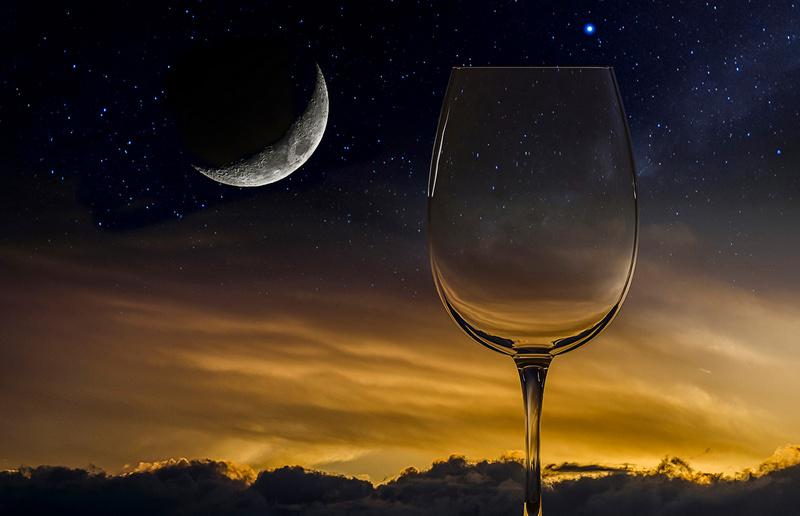luna e vino