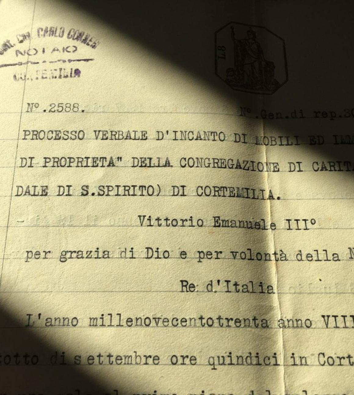 Azienda Agricola Barberis storia